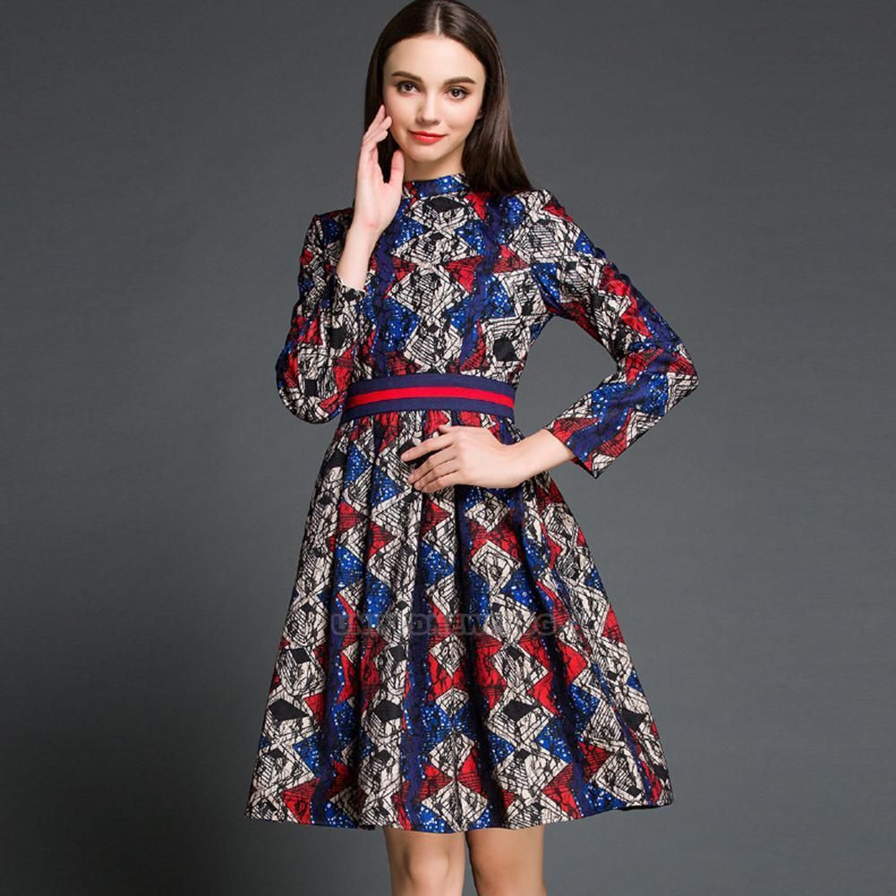 Women formal aline lace evening party cocktail bridesmaid wedding