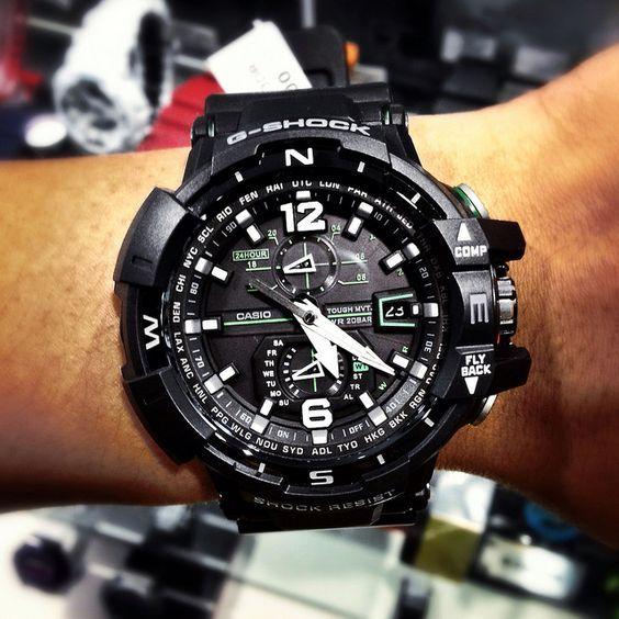 f2f02e6a26e SWEET!!!.....G-Shock Aviation Watch