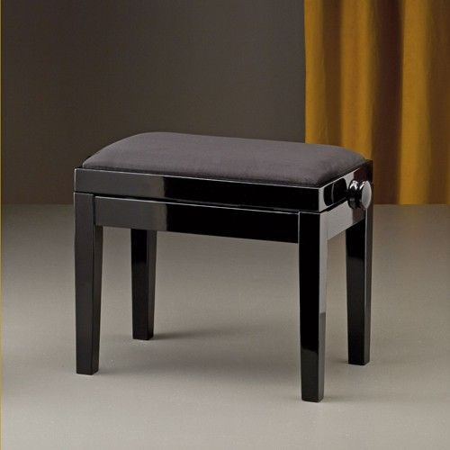 Brand NEW Europa 125 Height Adjustable Piano Stool For Sale, Piano Stool    MICROFIBRE TOP