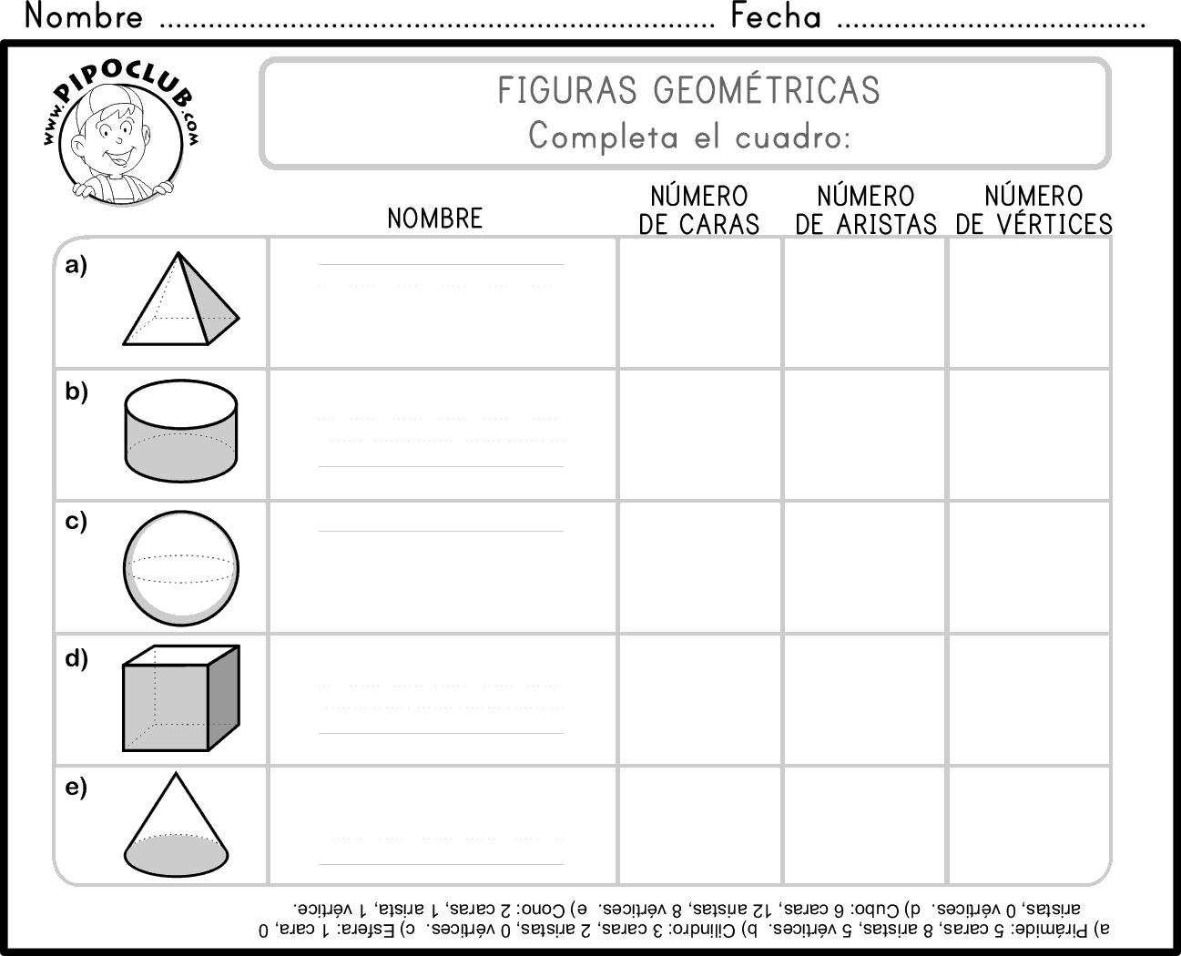 Resultado de imagen para actividades de matematicas para niños ...