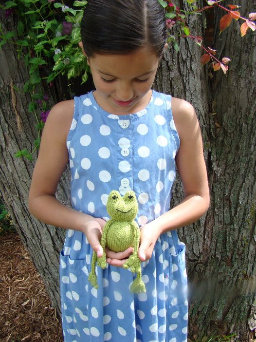 ribbit-the-collector | Knit - Toys | Pinterest | Rizos y Ranas