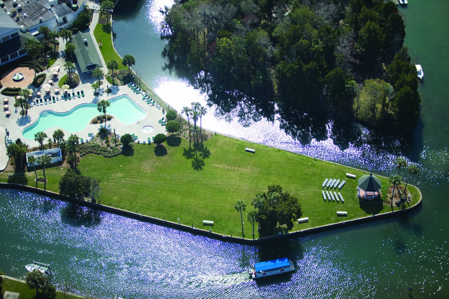 Did you know Florida has great freshwater destinations