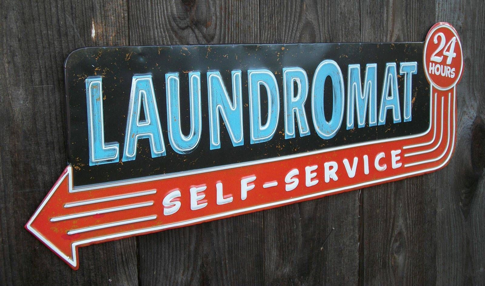 Pin By Kat On Lavanderia Laundromat Signs Laundry Service