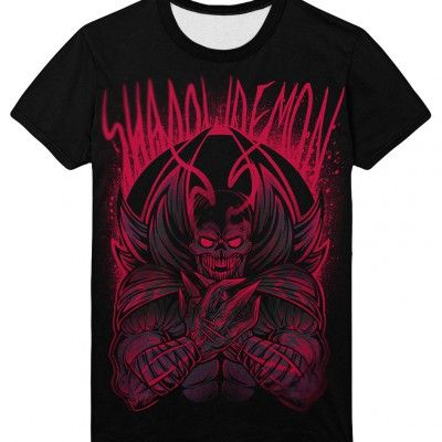 shadow demon dota 2 shirt apparel clothing idolstore dota 2