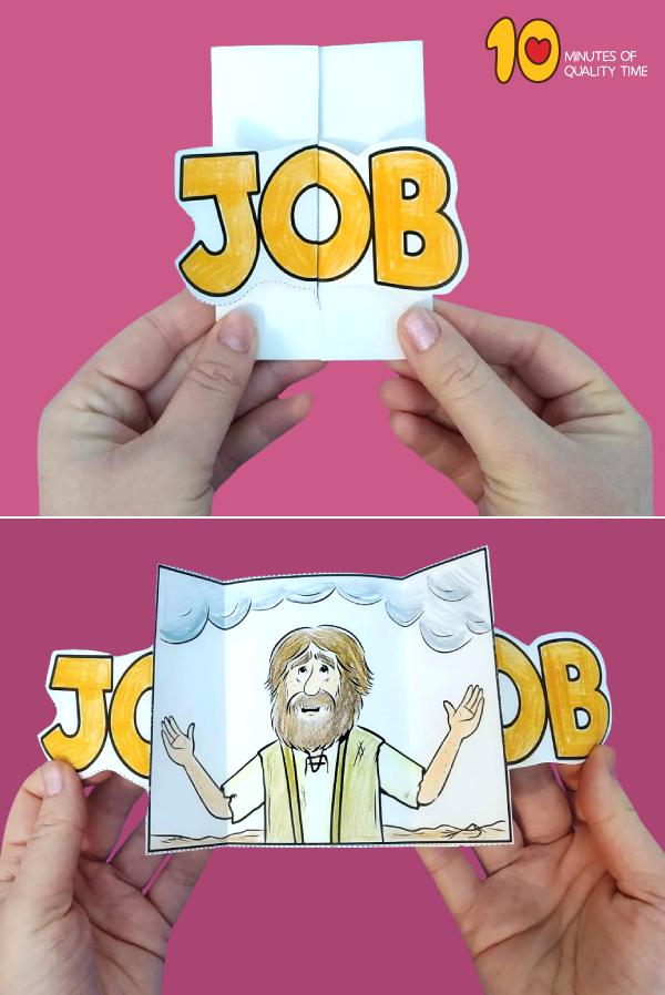Job Bible Activities In 2020