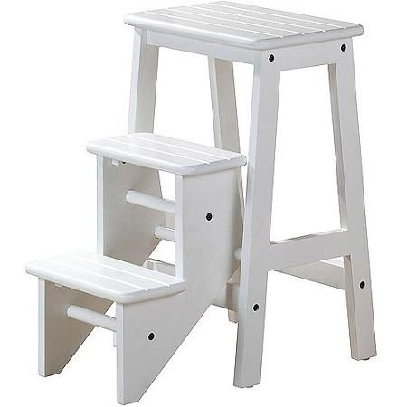 Awe Inspiring Folding Step Stool Multiple Colors Walmart Com Things I Caraccident5 Cool Chair Designs And Ideas Caraccident5Info