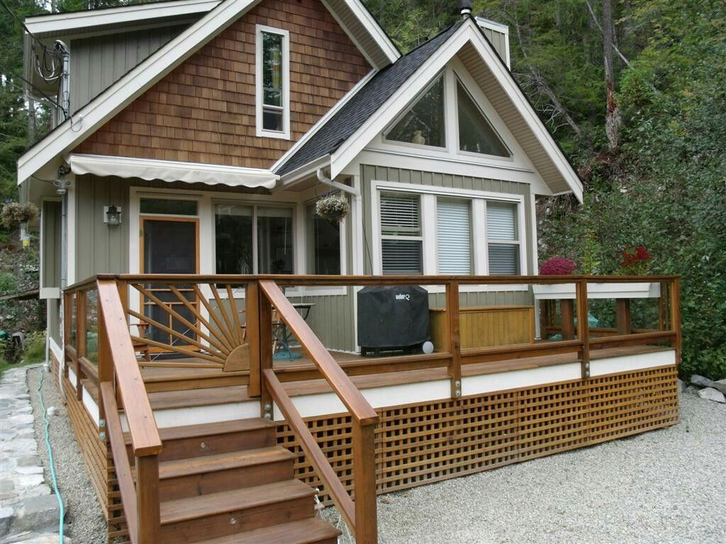 garden image by Amy Rohlwing Deck skirting, Building a
