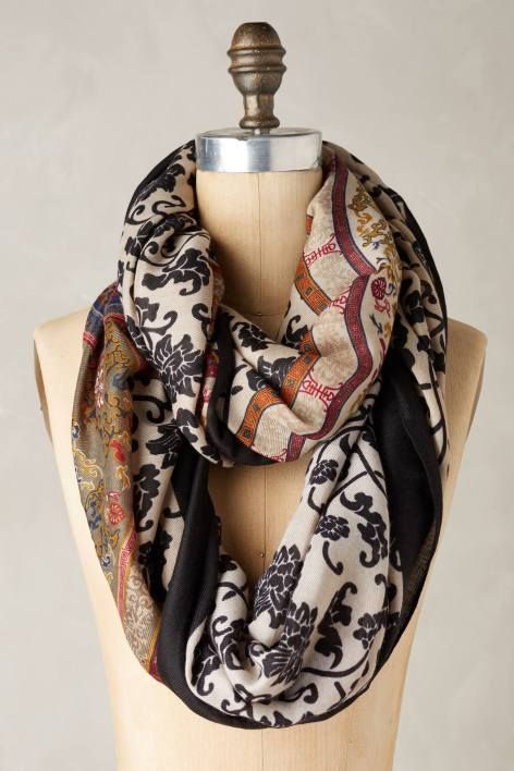 Anthropologies New Arrivals: Winter Accessories - Topista