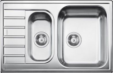 compact kitchen sink make your own island blanco livit 6 s from germany