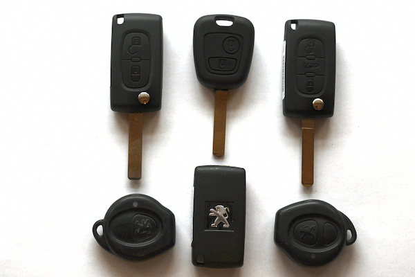 Replacementpeugeotkeys For Your Lost Broken Or Stolen Keys At
