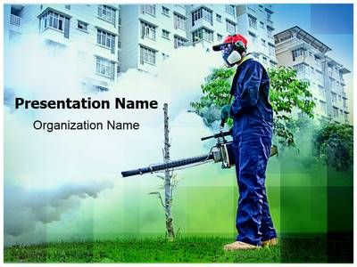 Environmental Health Powerpoint Presentation Template Is One Of
