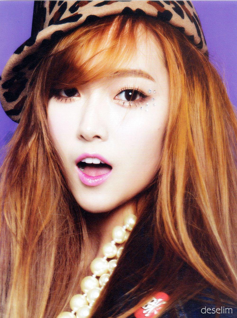 SNSD Jessica I Got A Boy Photobook   Hot Sexy Beauty.Club  Girls Generation Jessica I Got A Boy