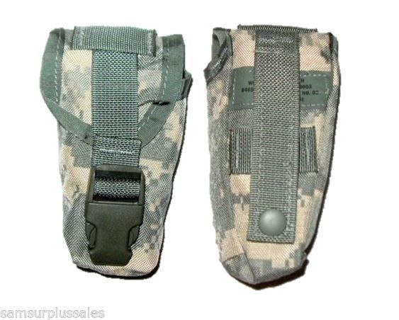 Molle Ii Flash Bang Grenade Pouch These Pouches Are Made Of Heavy