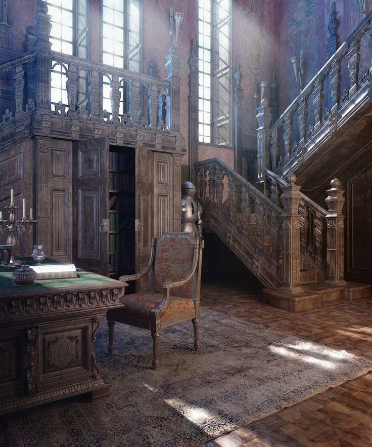 Abandoned, Abandoned Mansion, Old