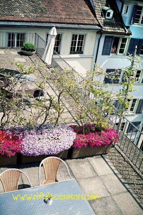 35 Beautiful Rooftop Garden Zurich our rooftop in zurich ...