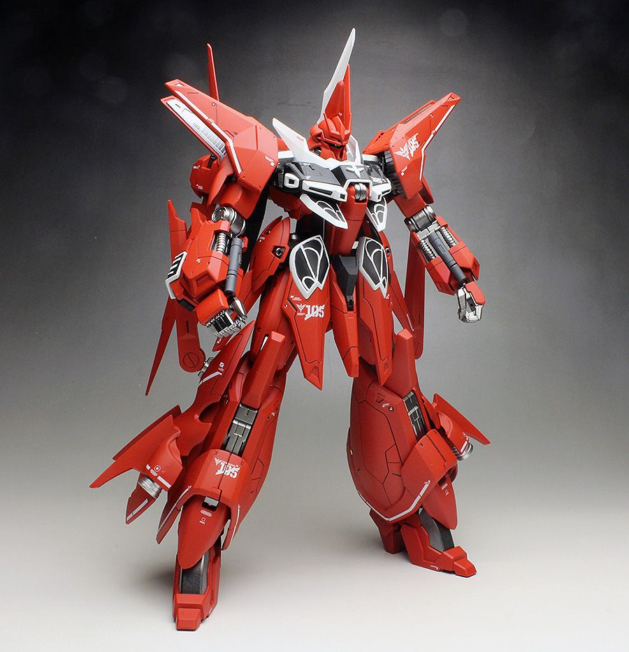 P-Bandai: RE/100 Rebawoo   (Release Date: Feb 2017, Price: 4,536 yen)     Modeled by zgmfxg