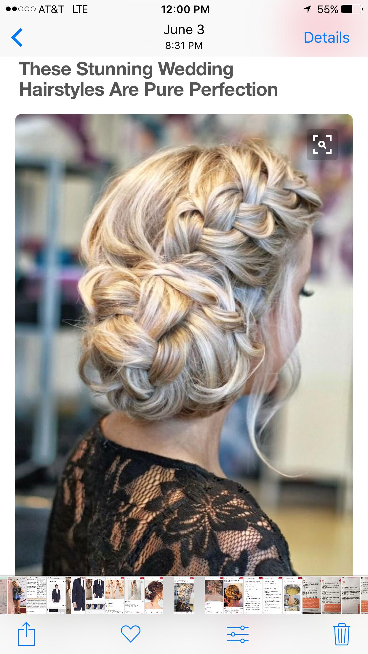 Pin by lauren schumpert on wedding hair pinterest