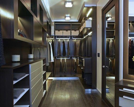 Diseno de closets armarios guarda ropa para el dormitorio for Armarios dormitorio diseno