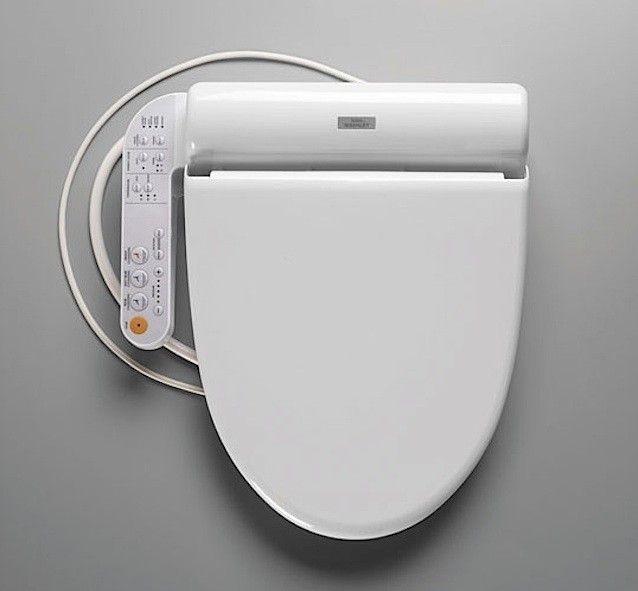 japanese toilet seat toto. Toto Washlet  Japanese Toilet Seat With Heating Device Bidet Installed Toto B100 Bathroom Re Do Pinterest Washlet And