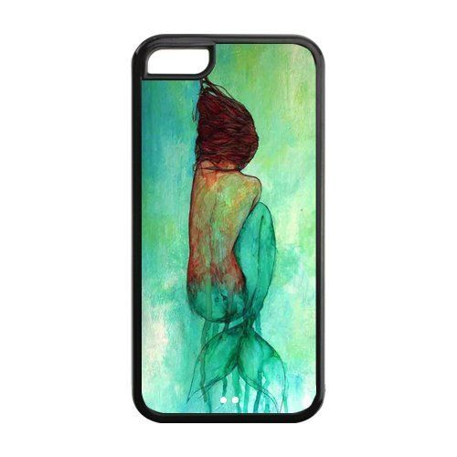 iphone 5c cases cheap createdesigned the mermaid disney princess ariel 3733