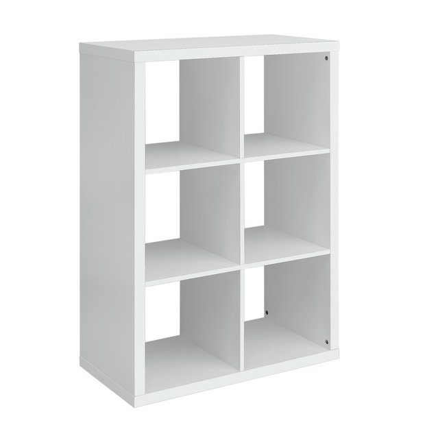 Buy Argos Home Squares Plus 6 Cube Storage Unit White Storage