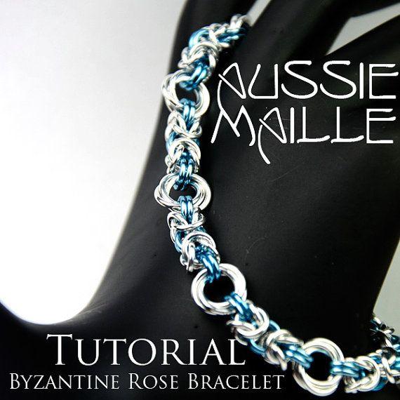 Byzantine Rose Bracelet PDF 4.50