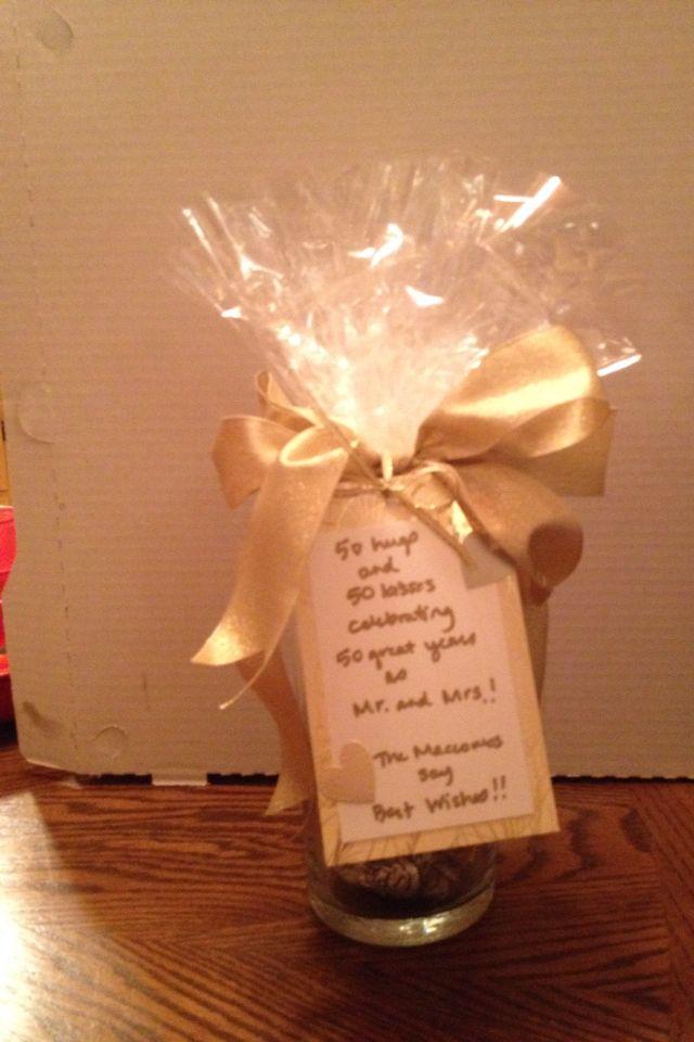 50th Wedding Anniversary Gift Idea Short Sweet And Cheap Ideas