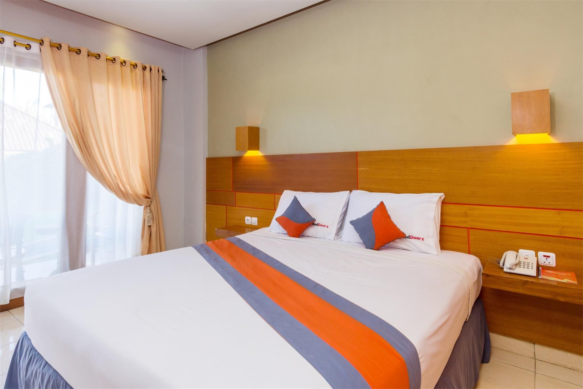 Bali RedDoorz @ Padma Utara 3 Indonesia, Asia RedDoorz @ Padma Utara 3 is perfectly located for both business and leisure guests in Bali. Offering a variety of facilities and services, the hotel provides all you need for a good night's sleep. Take advantage of the hotel's free Wi-Fi in all rooms, 24-hour front desk, Wi-Fi in public areas, car park, smoking area. Comfortable guestrooms ensure a good night's sleep with some rooms featuring facilities such as internet access – wi...