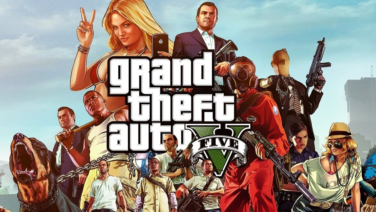 How to Download GTA 5 Free Full VERSION for Windows 7810