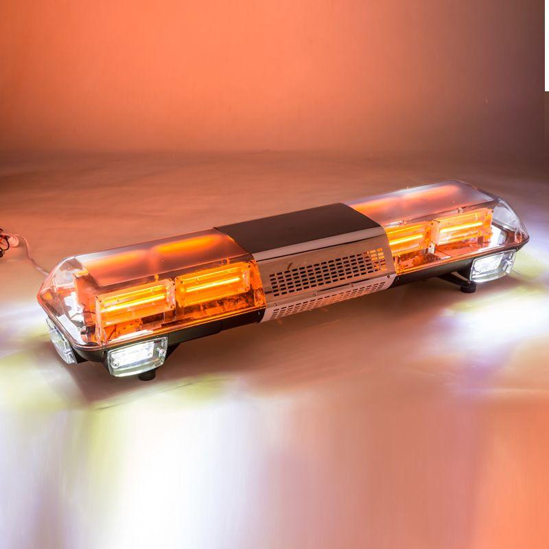 140W steet hawk 48inch LED COB Emergency Vehicle Hardard
