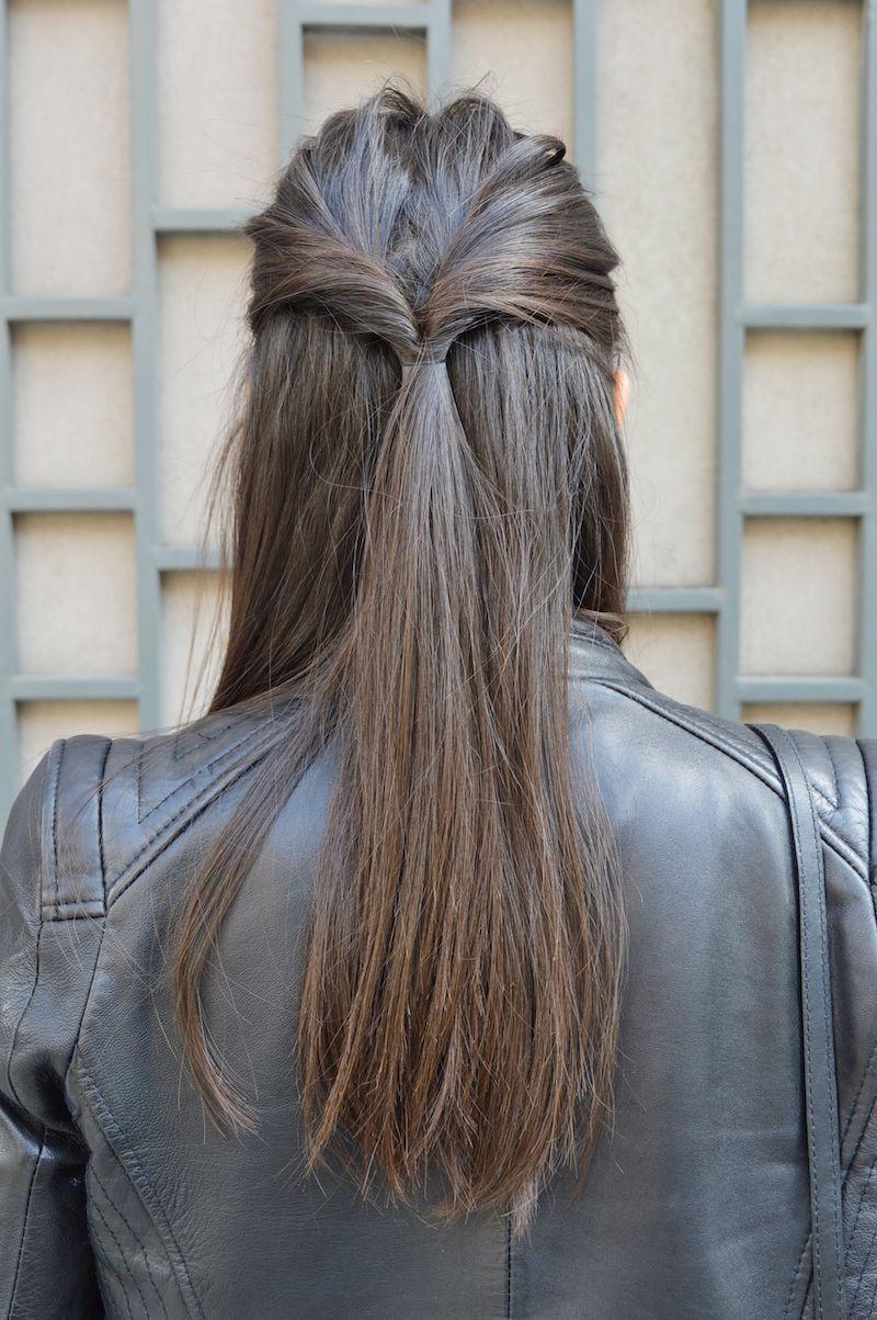 coiffure facile a faire Coiffures Coiffure facile