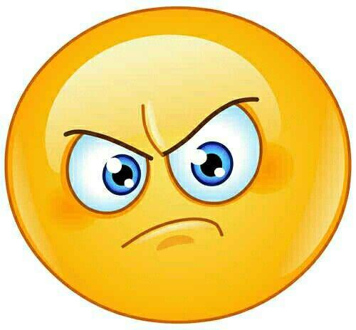 Wütend emoticon jokes 2