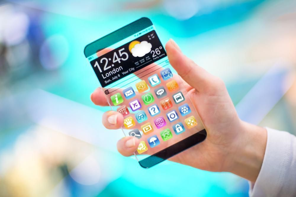 Video 9 Unbelievable Smart Phones That Could Hit Market Before 2018 Mobile Technology T Mobile Phones Best Mobile Phone