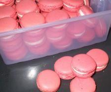 Rezept Macarons von SINJ77 - Rezept der Kategorie Backen süß