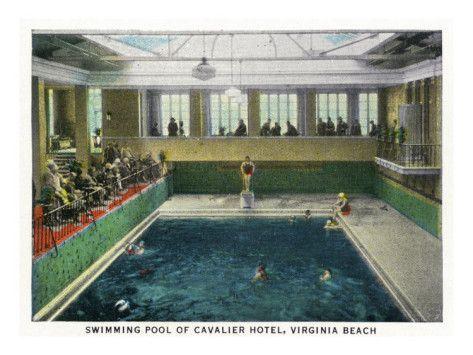 Memorial Day The Cavalier Hotel At Virginia Beach Virginia Beach Virginia And Beach