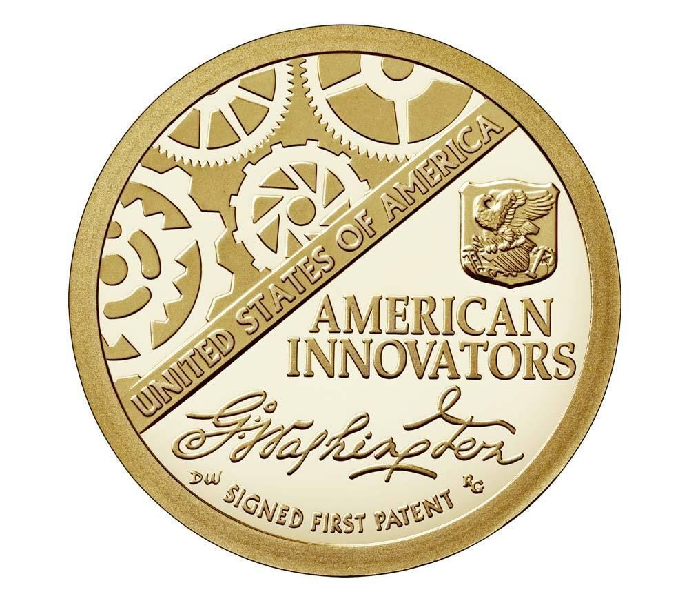 "2018 P /& D American Innovation Introductory Dollar /""Brilliant Uncirculated/"" US"