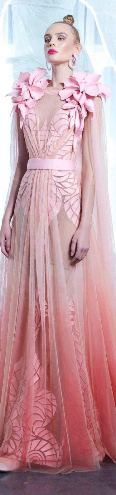 Nicolas Jebran couture 2015   Vestidos   Pinterest   Alta costura ...