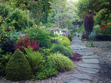 "Two incredible private Oregon gardens are included in the new book, ""Outstanding American Gardens: A Celebration—25 Years of the Garden Conservancy"": The Jane Platt Garden in Portland and the Ernie & Marietta O'Byrne's Garden in Eugene"