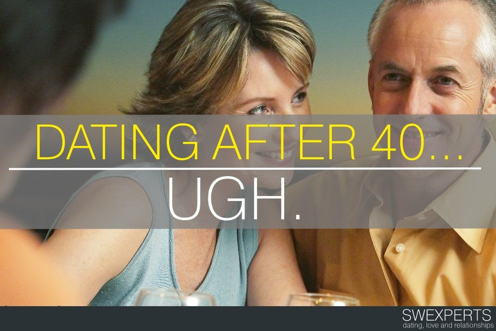 How To Start Dating Again After 40