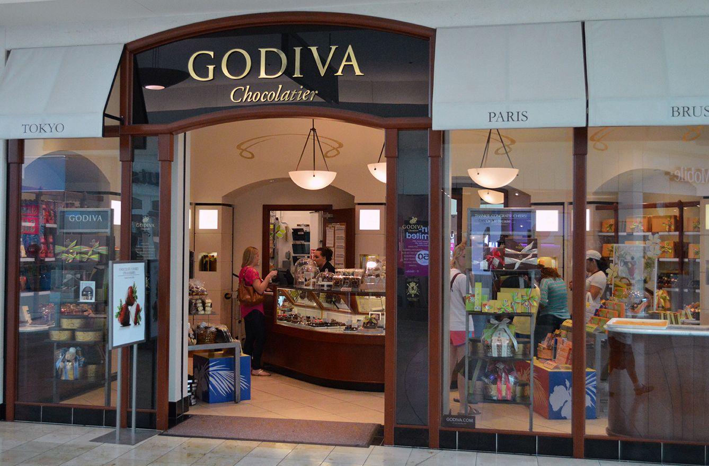 Godiva Chocolatier (Baybrook Mall) Friendswood, TX | Bay Area ...