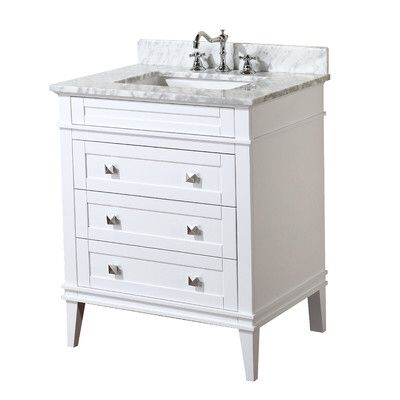 Eleanor 30 Single Bathroom Vanity Set 24 Inch Bathroom Vanity