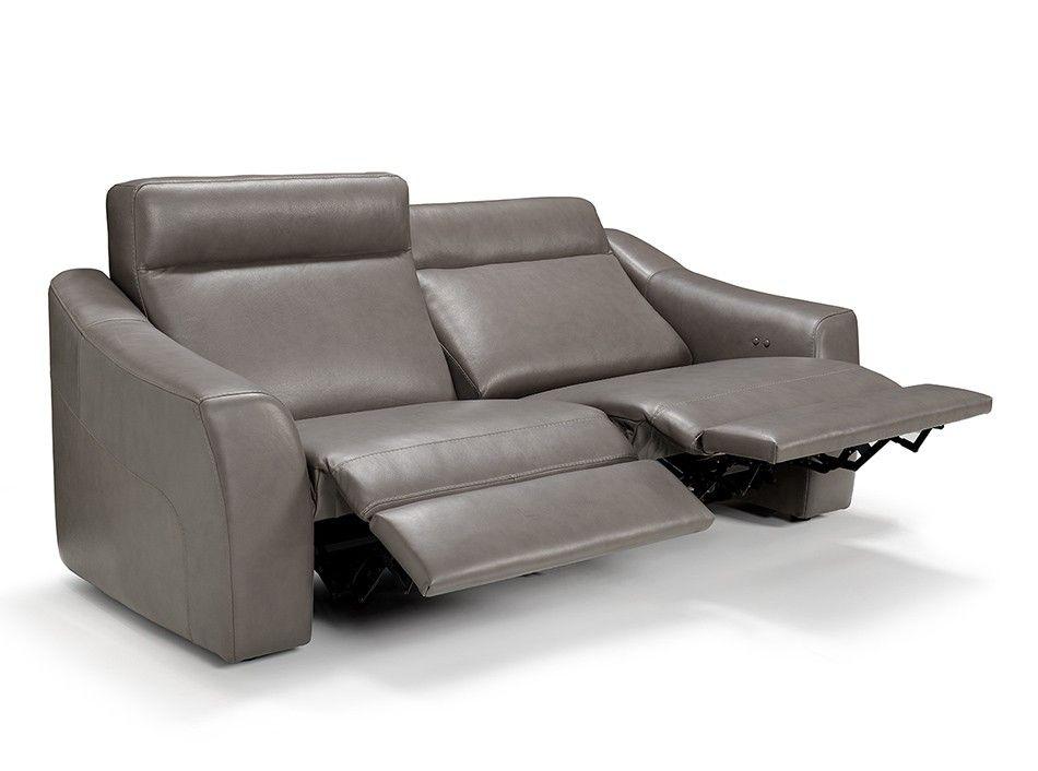 Italian Recliner Sofa Kelly By Seduta D Arte Www Umodstyle Com Modern Recliner Reclining Sofa Modern Recliner Sofa