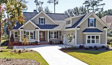 Newberry Hill Coastal Home Plans Traditional House Plans Country House Plans New House Plans
