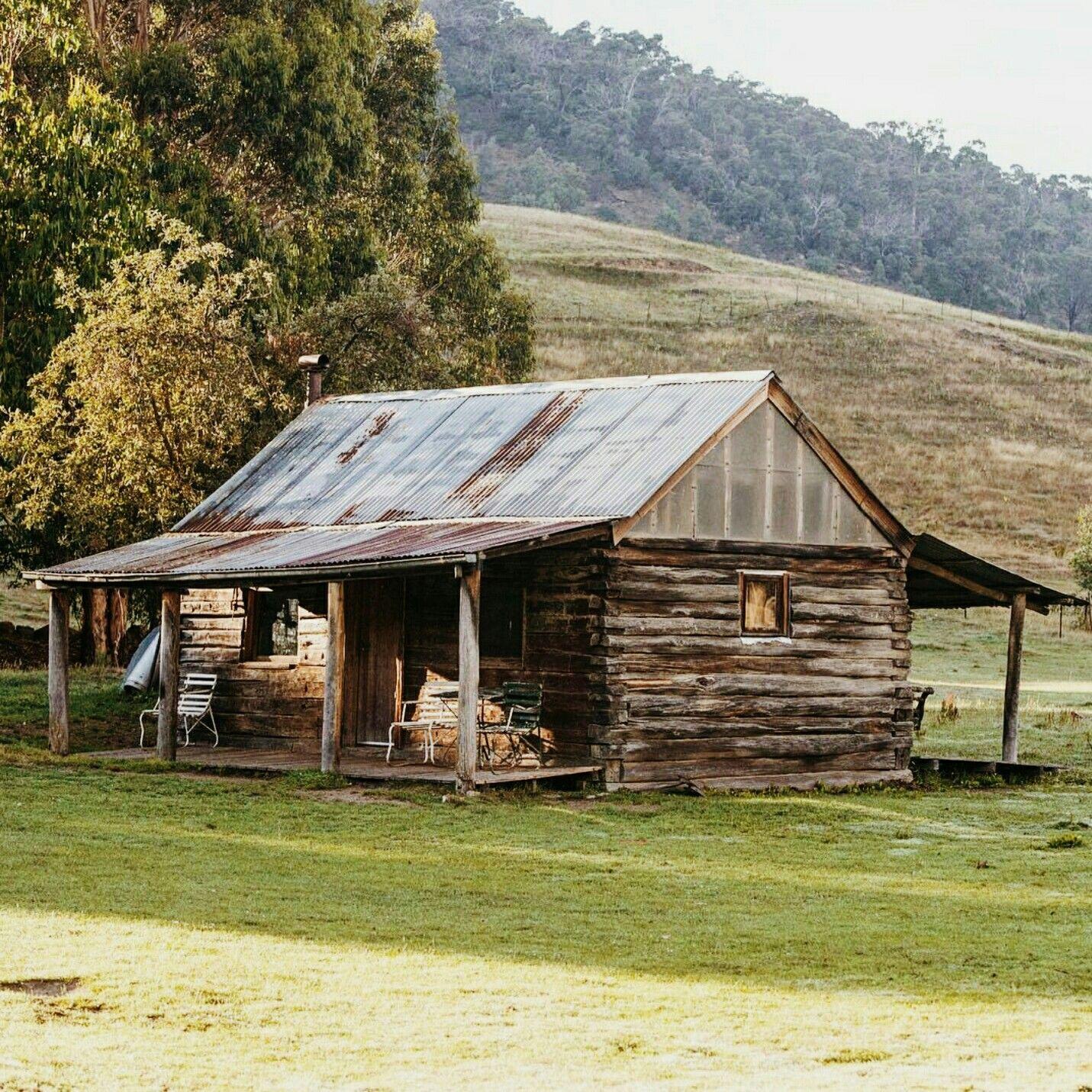 Cabin, Australian Sheds, Old