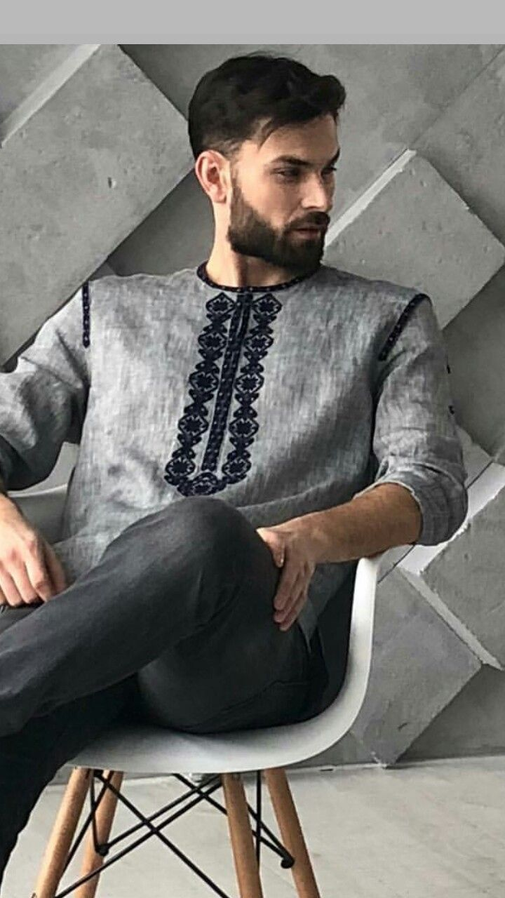 Pin by G 13 on Moda hombre | African clothing for men