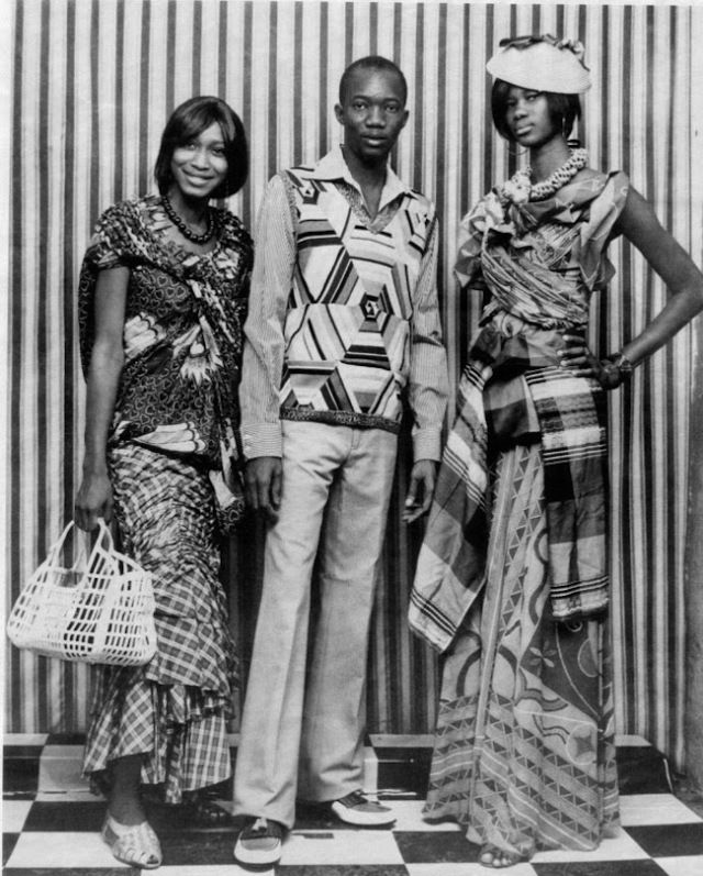 Untitled - Malick Sidibe