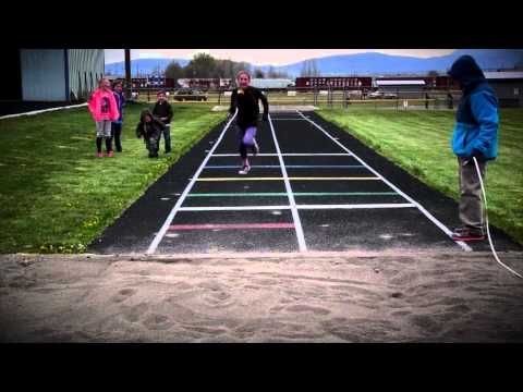 Mile High Striders All-Ages Track Meet 4-24-2015