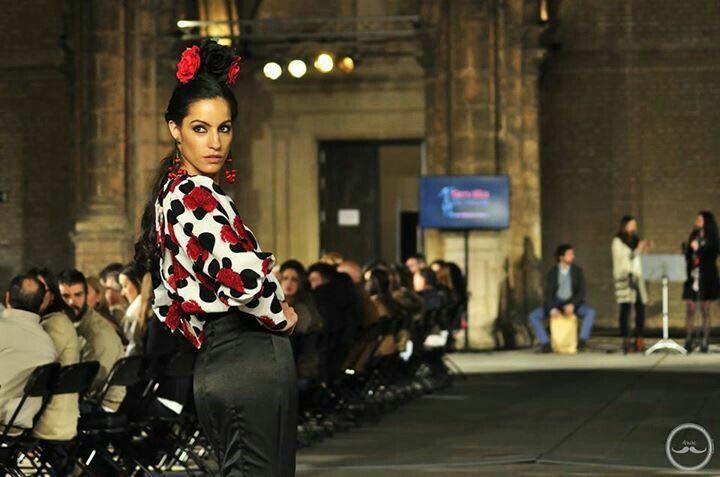 Flamenca by Clotilde Prieto