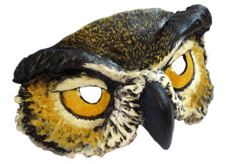 Jonni's Sculptures – Ultimate Paper Mache | masks | Paper mache mask