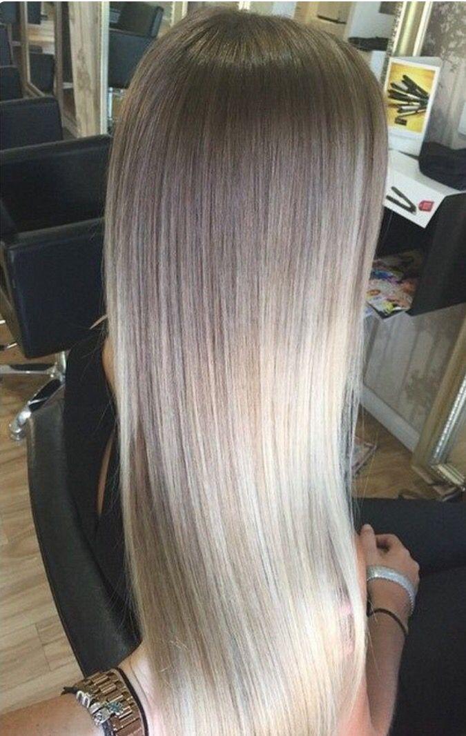 Perfectly Blended Hairgasim Pinterest Hair Coloring Hair